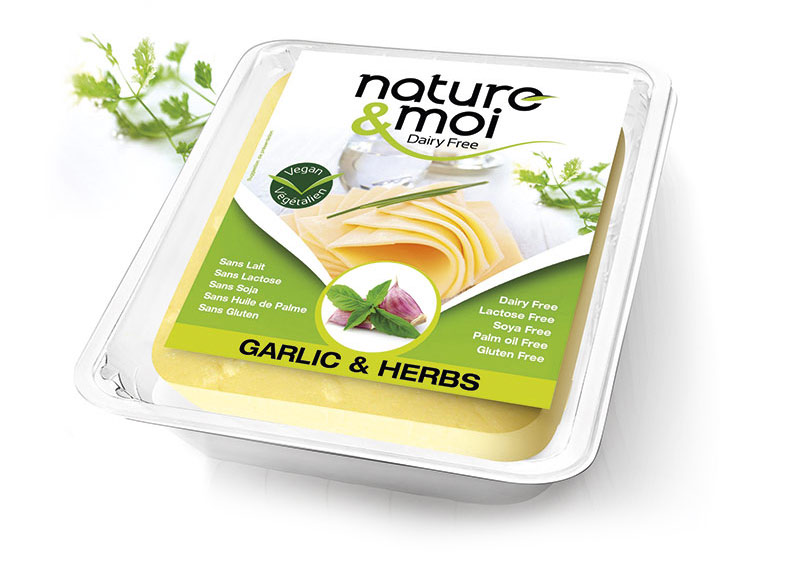 nature et moi vegan speciality garlic and herbs